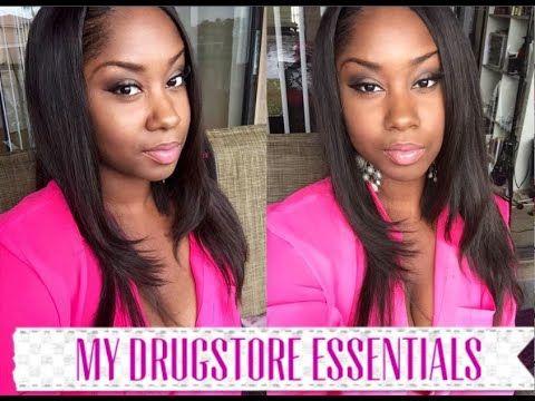 My Drugstore Favorites & Essentials For Beginners