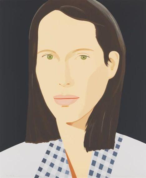 Alex Katz, Christy
