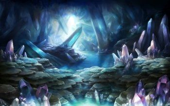 HD Wallpaper Background ID507347 Fantasy landscape