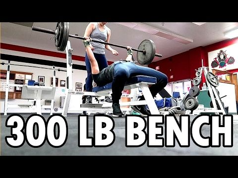 315 Ep 10 300 Lb Bench Press Pr Taking The Lead Bench Benchpress Powerlifter Powerlifting Bodybuilding Fitnes Bench Press Powerlifting Lift Heavy