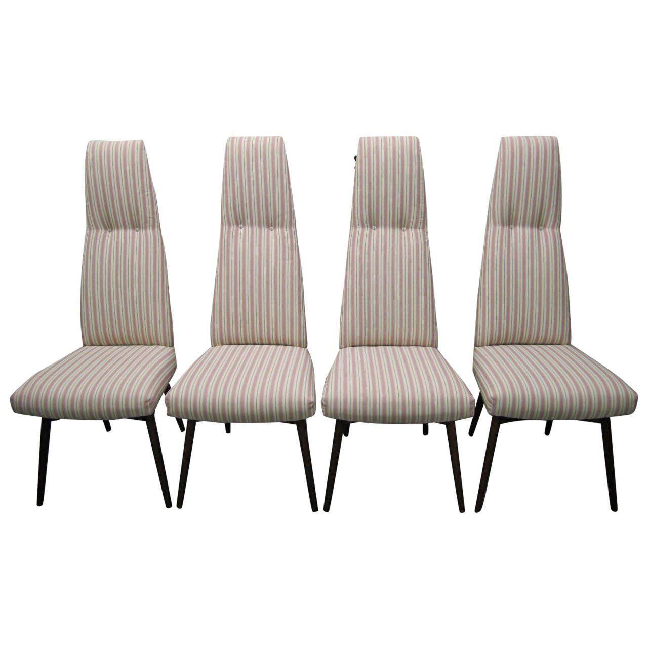 Schwarz Gepolsterte Esszimmerstühle Silber Stühlen Küche