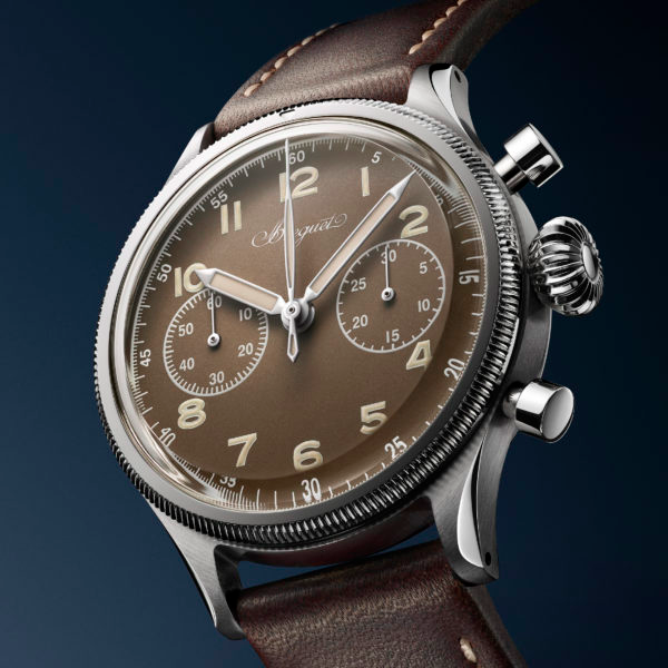 Breguet Revives The Historic Type 20 Chronograph For Only Watch 2019 Watches For Men Military Watches Watches