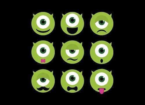 Mike Wozowzki Wallpaper Disney Wallpaper Monster University Monsters Inc