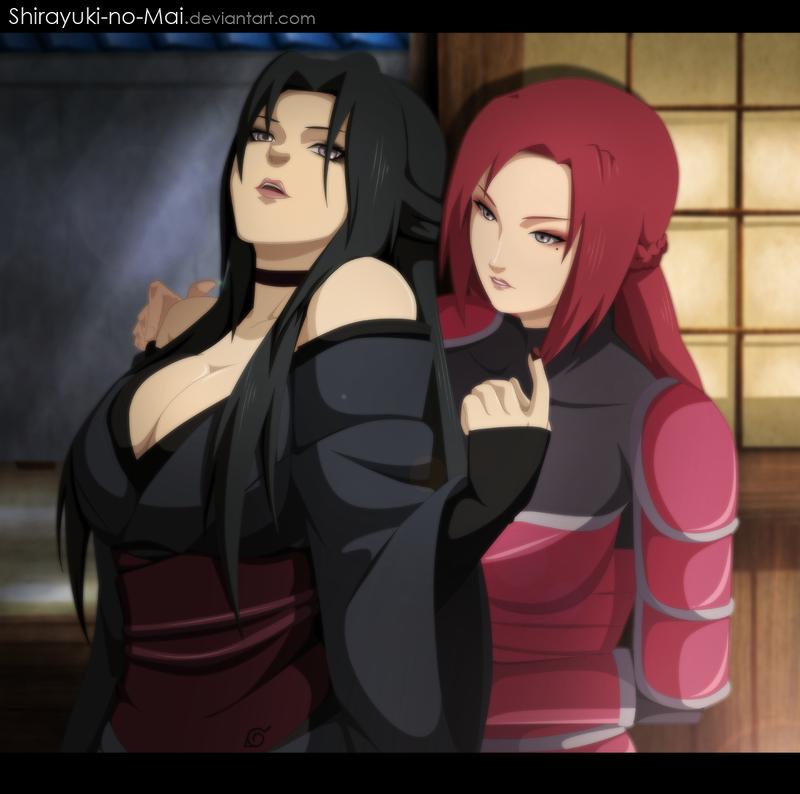 My Naruto Rpc Mai Sad Pics: JuriTatsu: For My Darling By Shirayuki-no-Mai