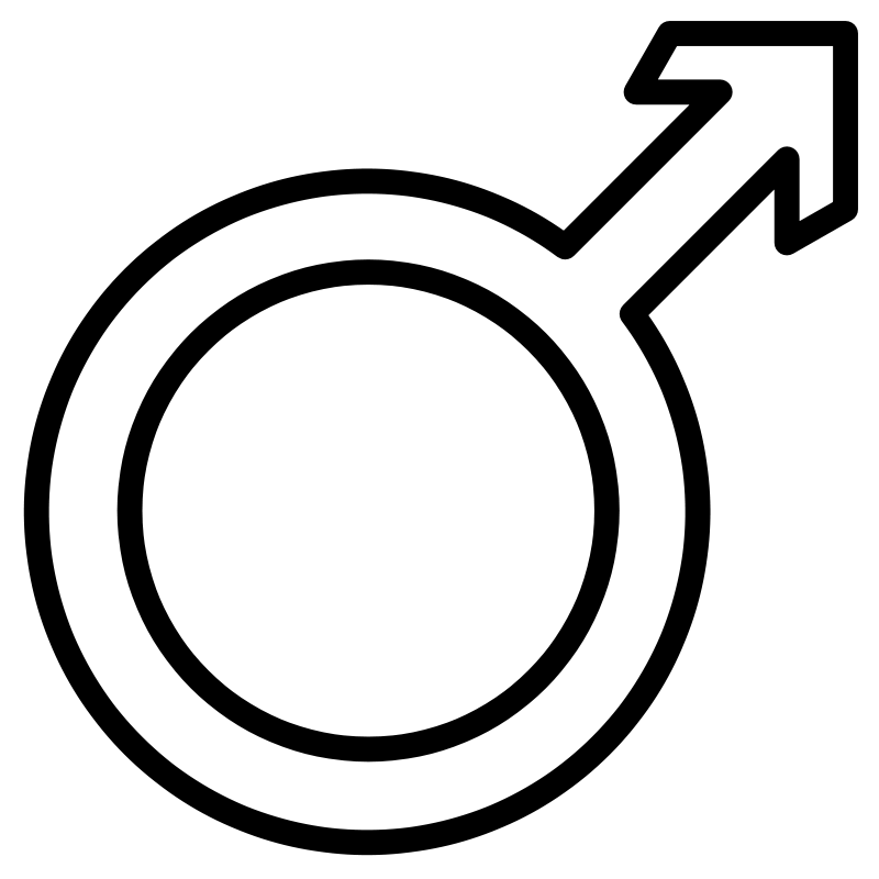 This Is Known As The Mars Symbol However It Is More Commonly Known As The Male Symbol Http Www Michel Desfayes Org Malefemalesy Symbols Mars Symbol Tatoos