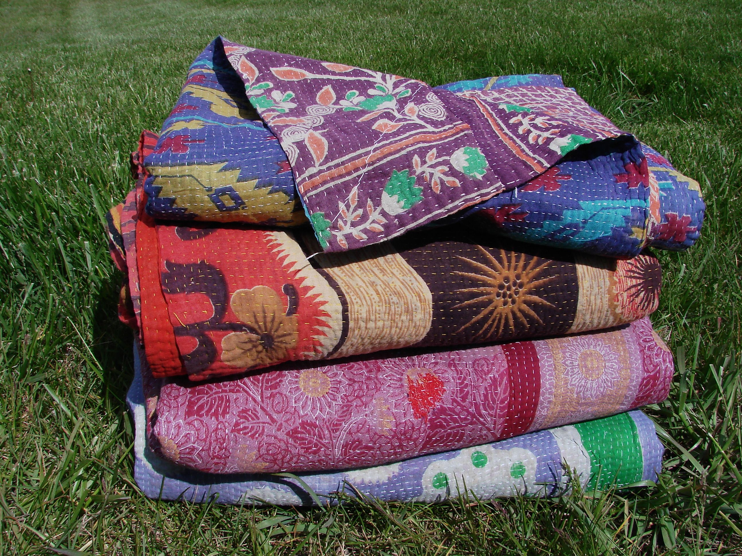 Worldfinds Handmade Fair Trade With Style Sari Blankets Fair Trade Gift Fair Trade
