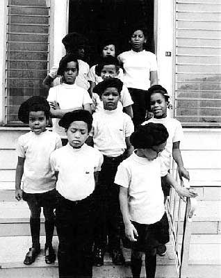 A School Opened Up By The Panther Party Black Panther African American History African History