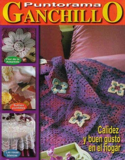 Puntorama Ganchillo 287 - claudia - Álbuns da web do Picasa