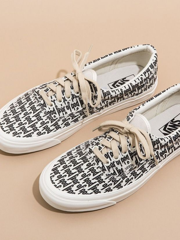 Fear Of God Vans Collaboration Available At Pacsun Sneakernews Com Hype Shoes Mens Casual Shoes Vans Sneakers