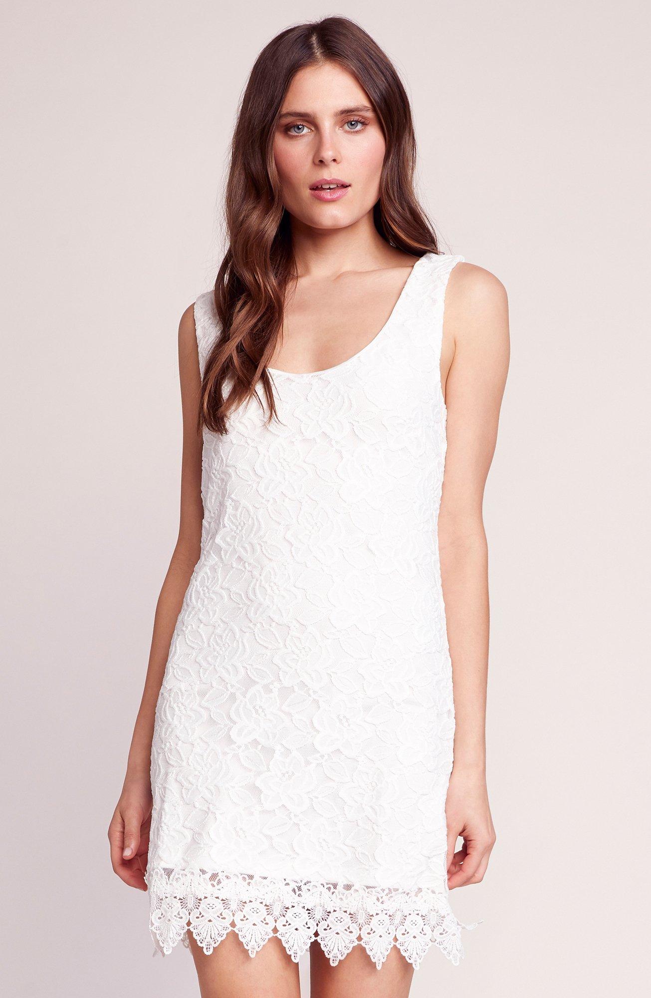 Grow With It Lace Shift Dress Lace Shift Dress Lace White Dress Dresses [ 2000 x 1305 Pixel ]