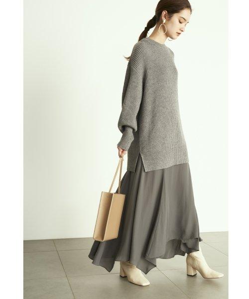 畔ニットセットワンピース 502450842 ミラオーウェン mila owen magaseek ファッションアイデア ミラオーウェン 日本のファッション