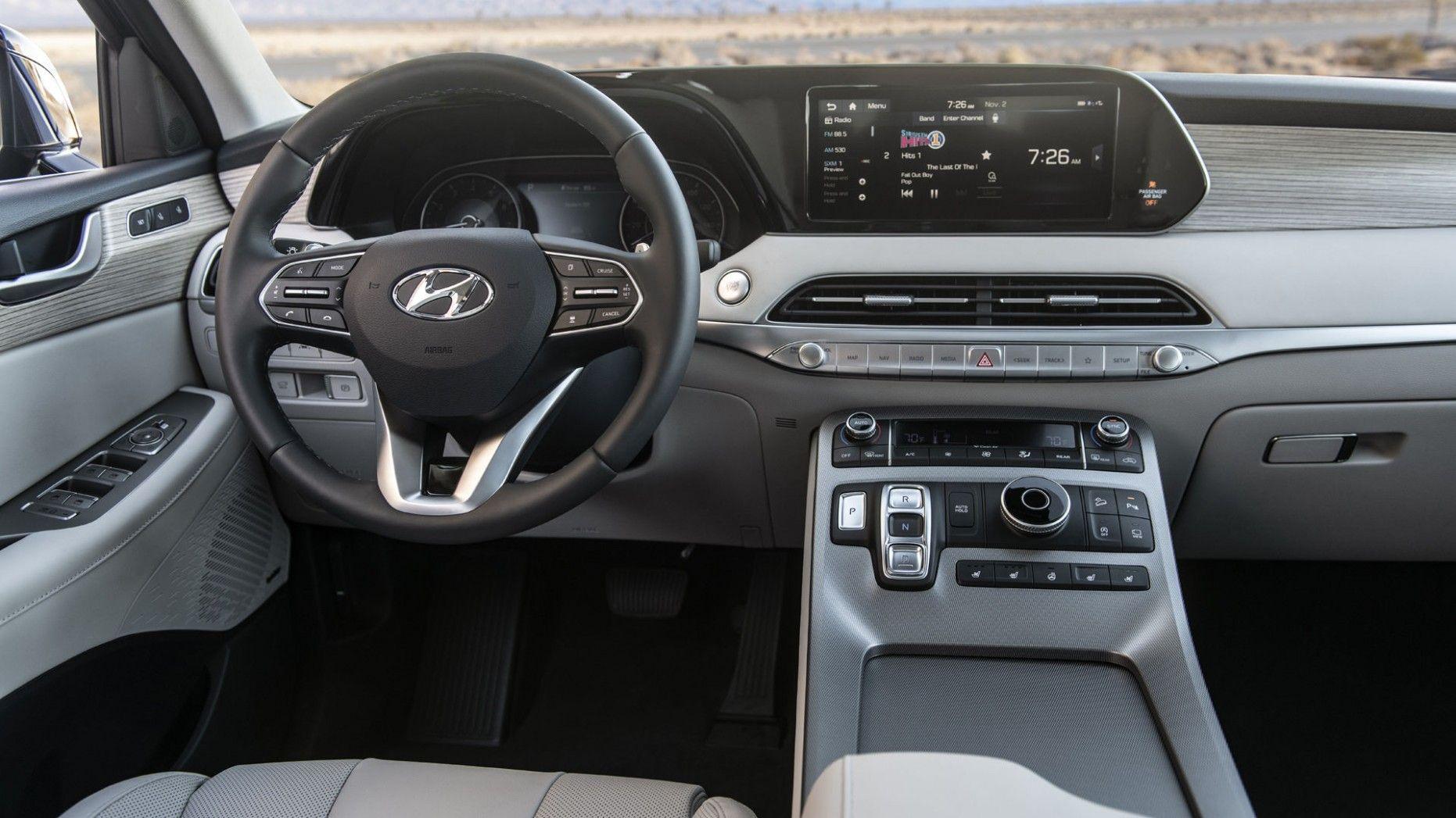 Picture 2020 Hyundai Veracruz