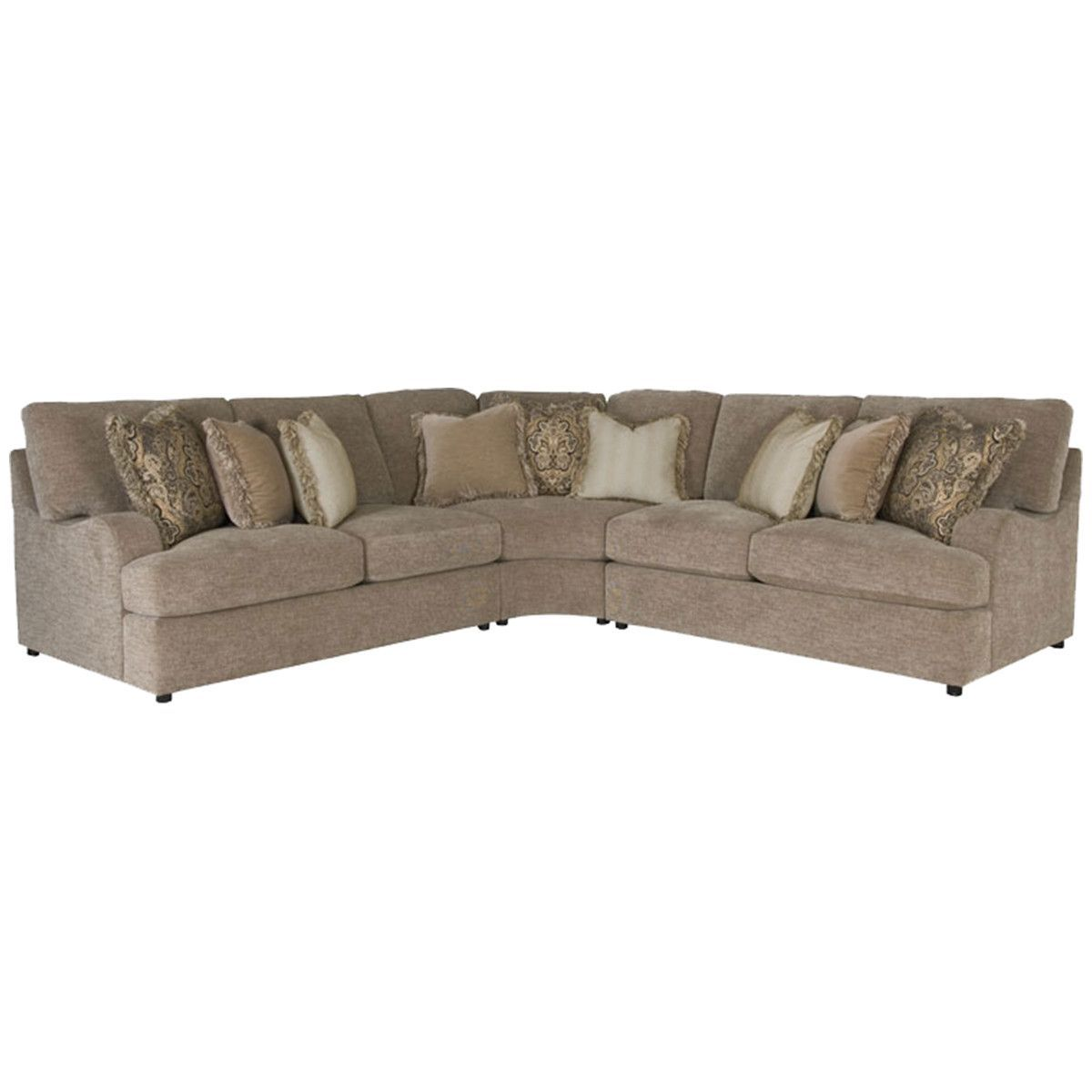 Bernhardt Upholstery Eagan Sectional Leather Sectional Sofas Sectional Sofa Upholstery