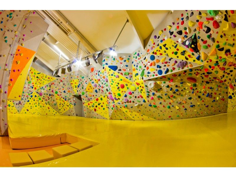 Climbing centres - boulder wall Happywall, Austria