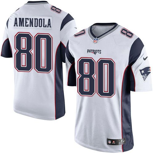 Nike New England Patriots Youth #80 Danny Amendola Limited