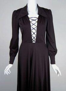 1970s Louis Feraud dress  - Courtesy of vivavintageclothing