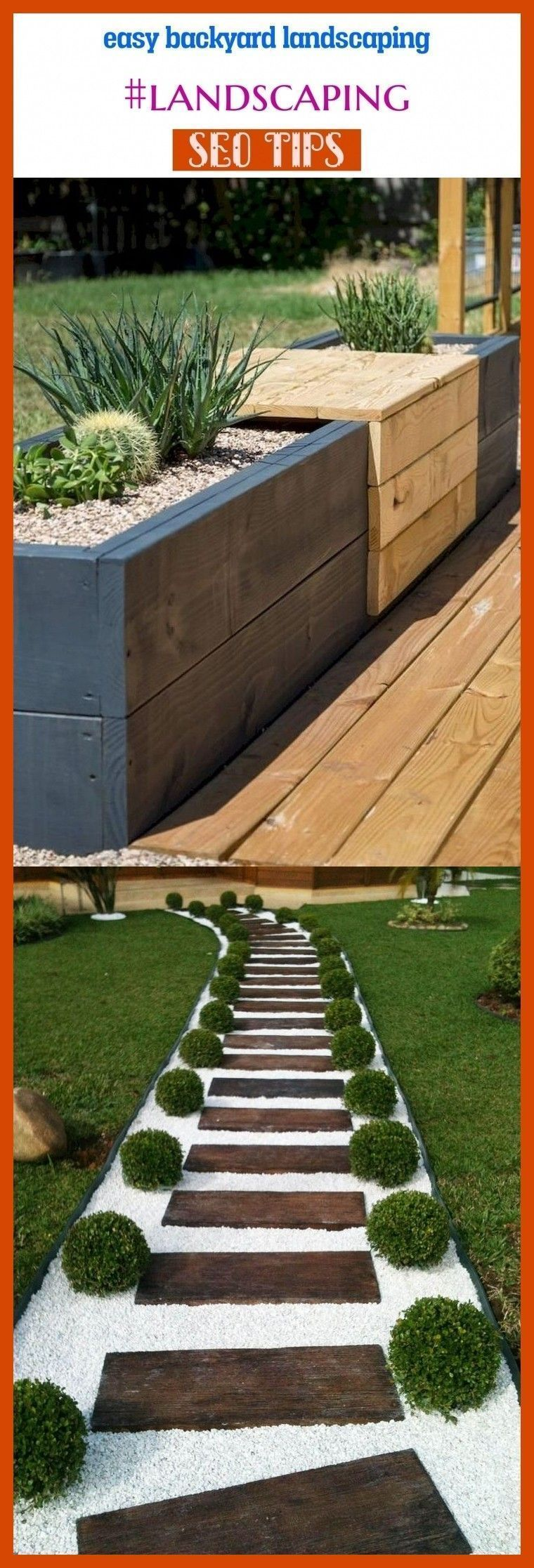 Simple Garden Design # Landscaping # Keywords #Niches # ...#design #garden #keyw... - Welcome to Blog