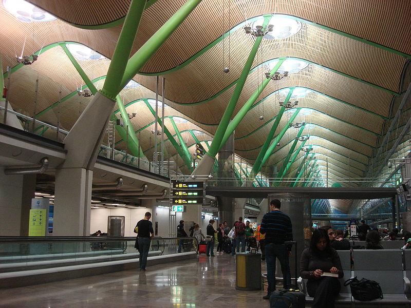 Pin by Leonardo Zapata on aeropuerto de Madrid Learning
