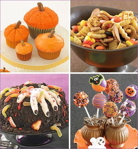 Super Cute Halloween Treats for Kids