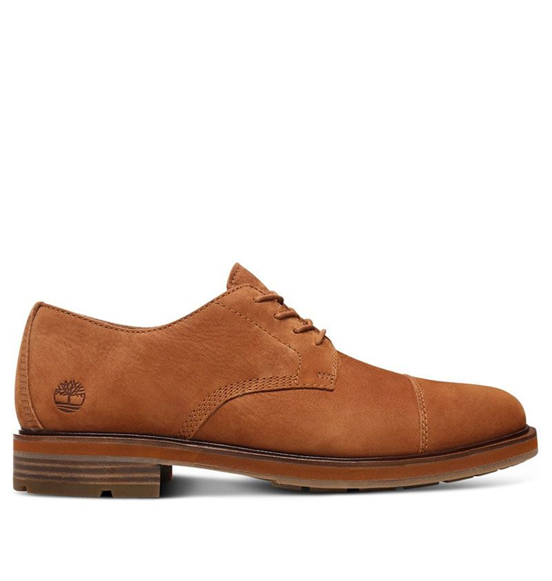 chaussure homme cuir timberland