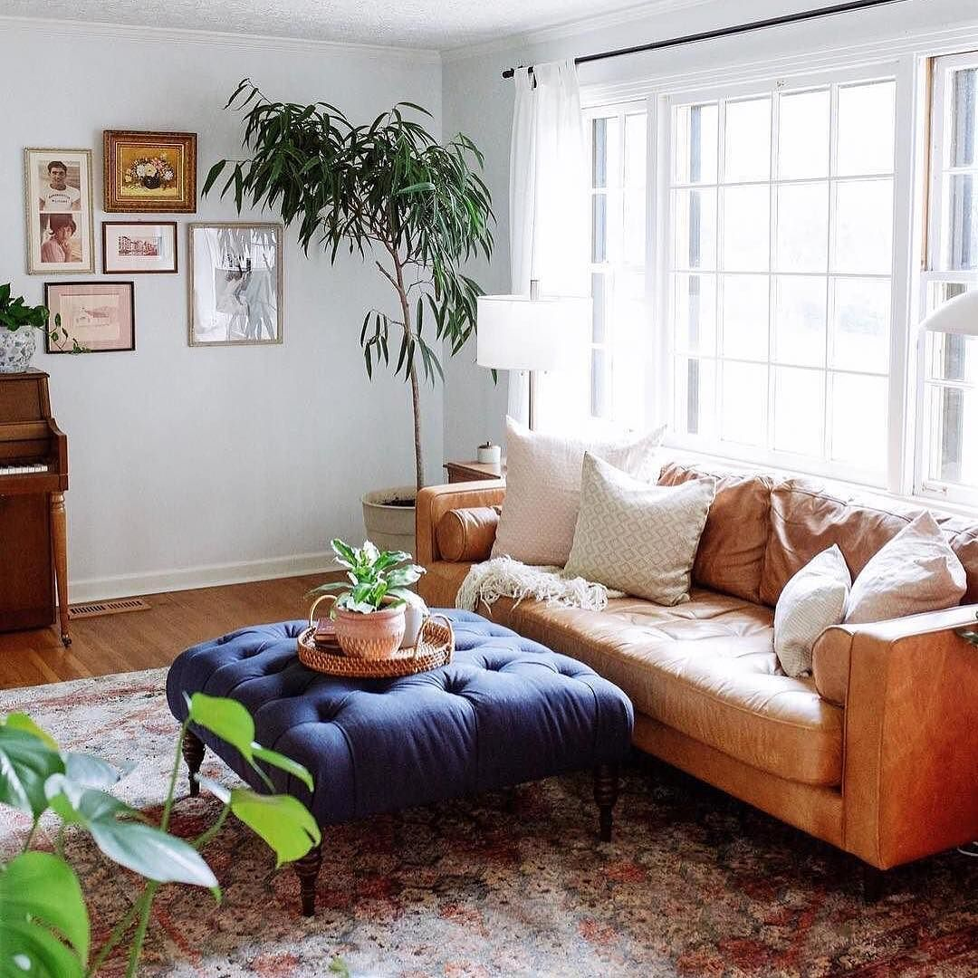 Get Home Design Ideas: Cozy Colors And A Whole Lot Of Plant Love Get Details On