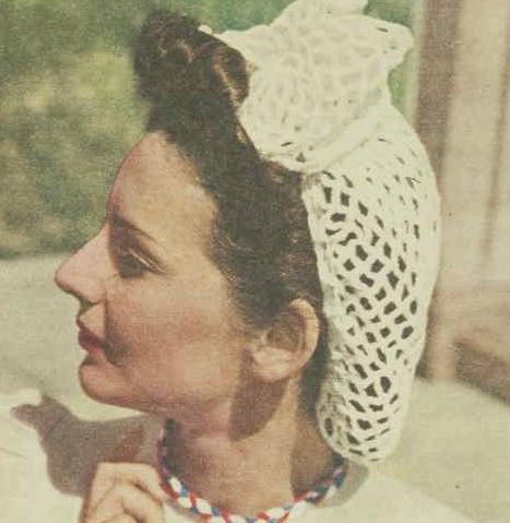 Guest Post Free Vintage Australian Crochet Patterns For 1940s