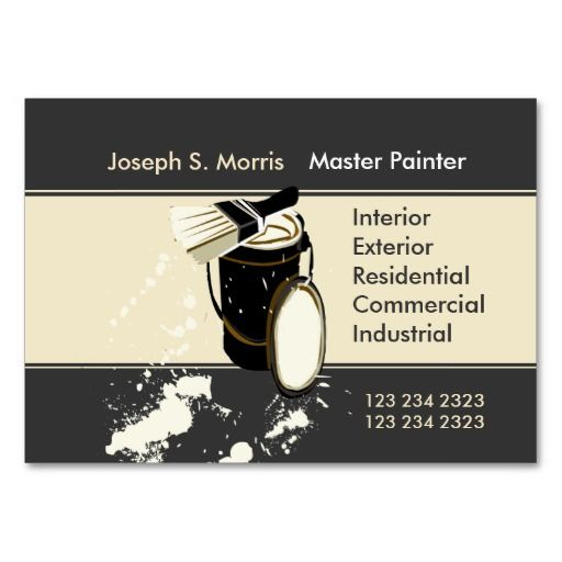 White Painters Painting Services Home Improvement Business