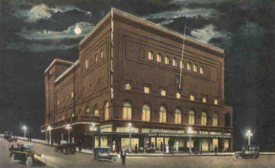 Heilig (Mayfair, Fox) Theatre, Portland Oregon