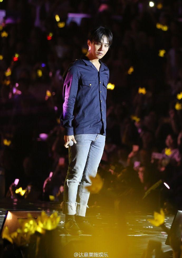 160903 G-Dragon @ MADE VIP Tour in Macau © 达意美施娱乐 | Do not edit.