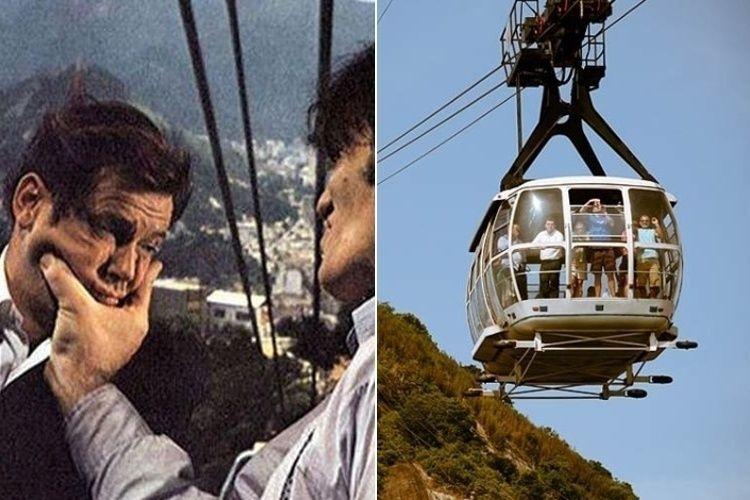 Faca Um Tour Por 20 Cenarios Turisticos Dos Filmes De James Bond