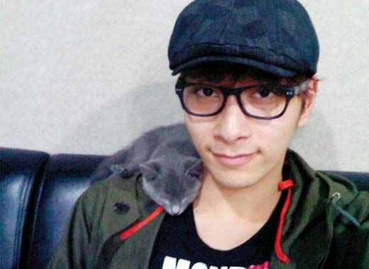 2pm and cat