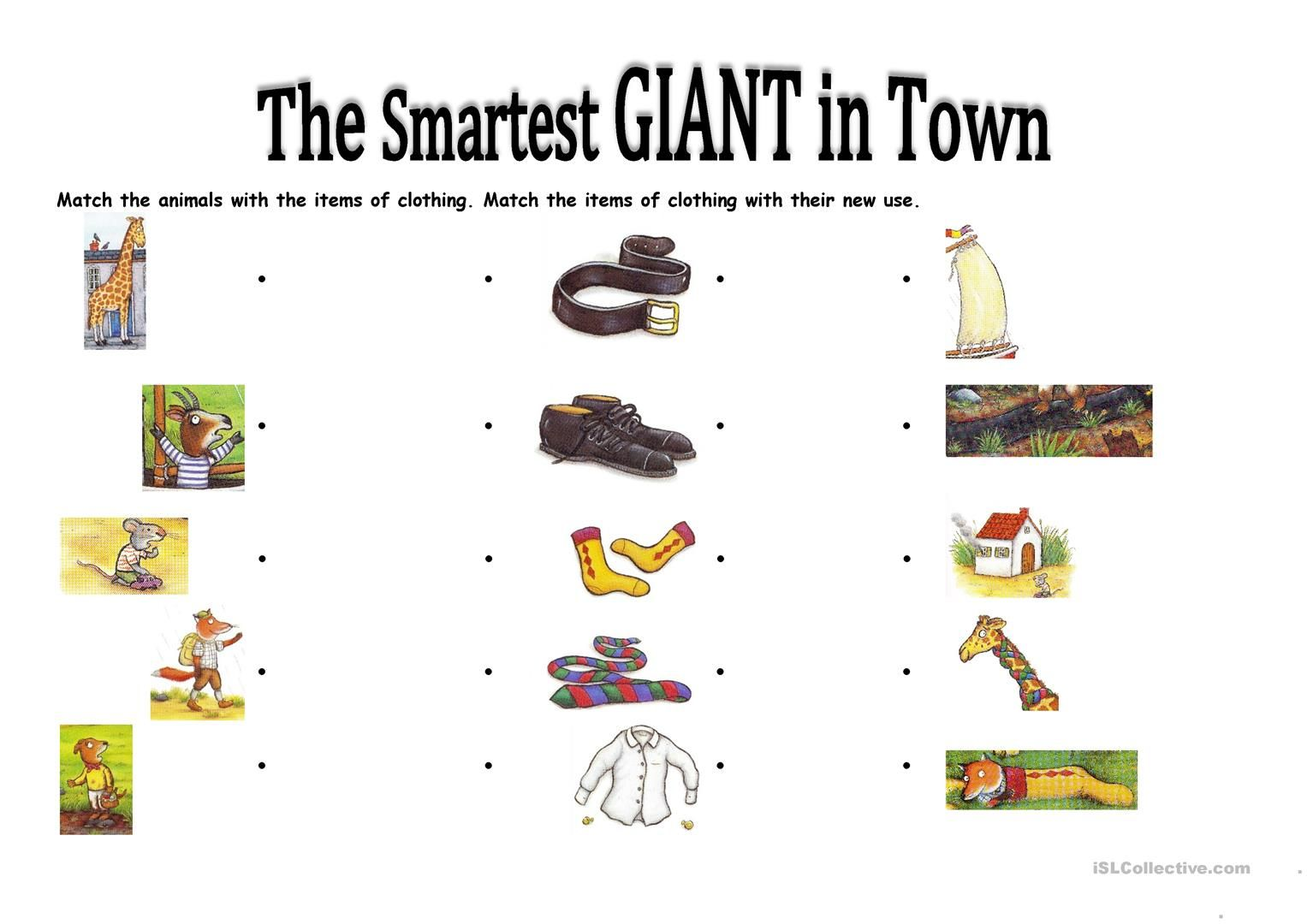 The Smartest Giant In Town In