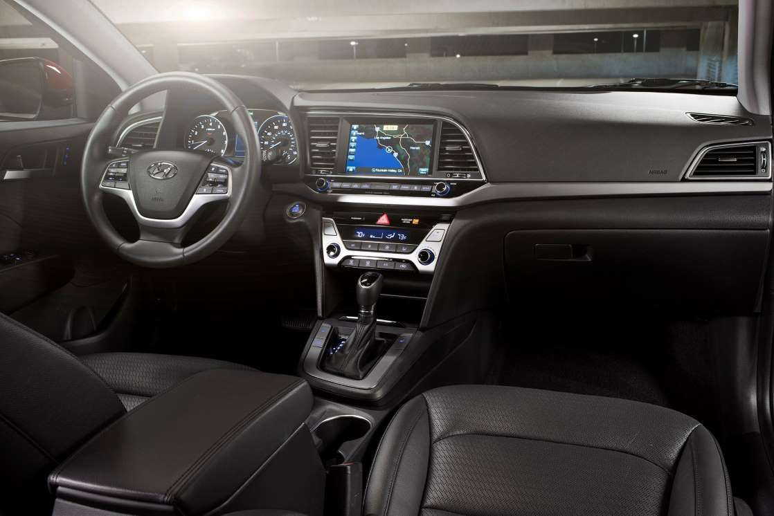 15 Compact Cars with Cavernous Interiors Elantra