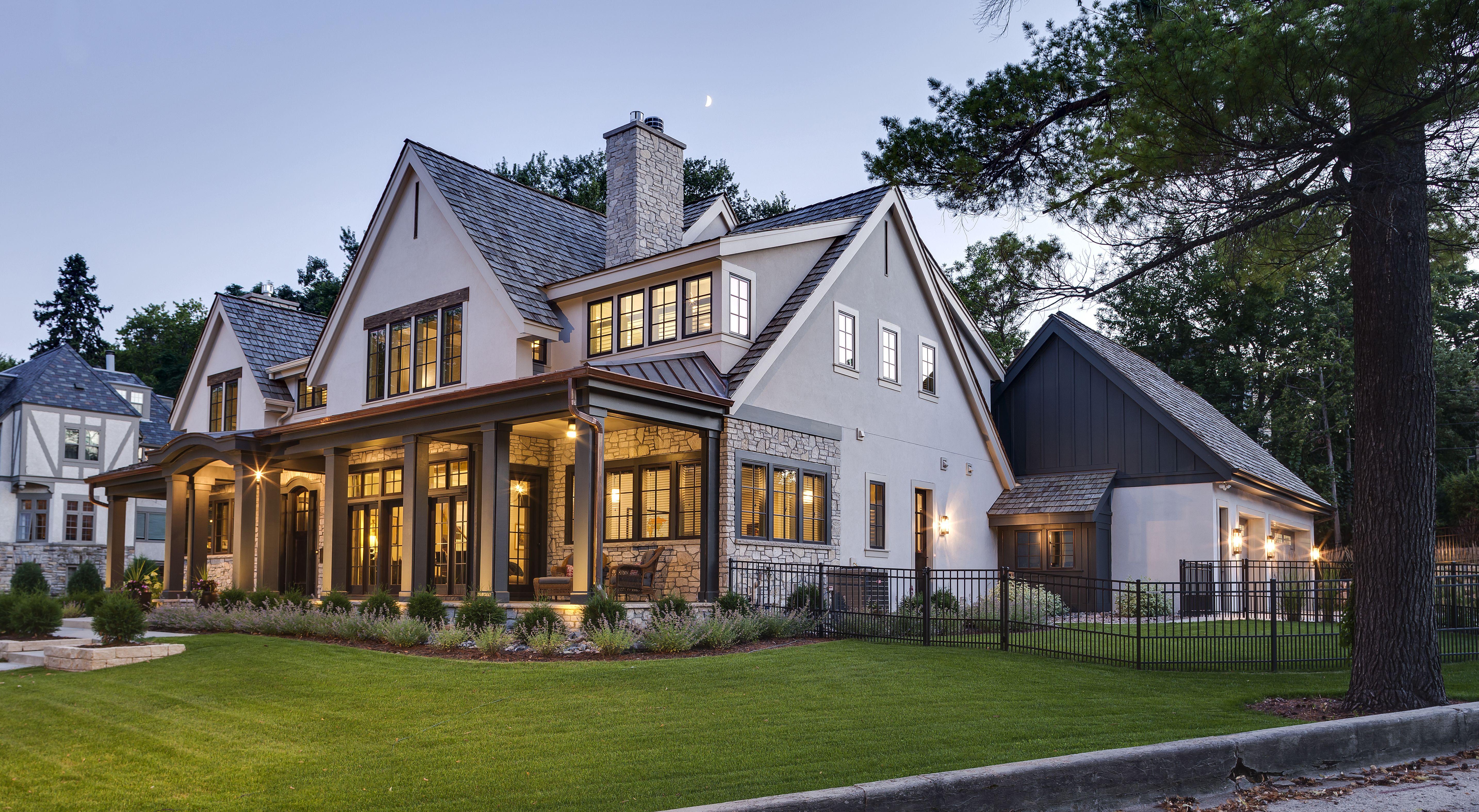 Urban Lake Home