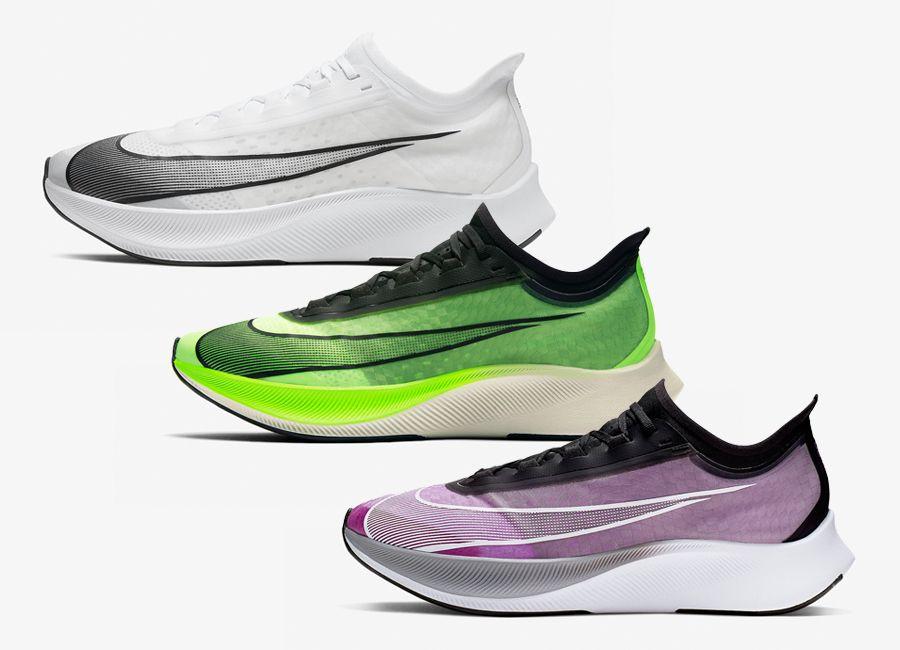 Nike Zoom Fly 3 AT8240-500 AT8240-300