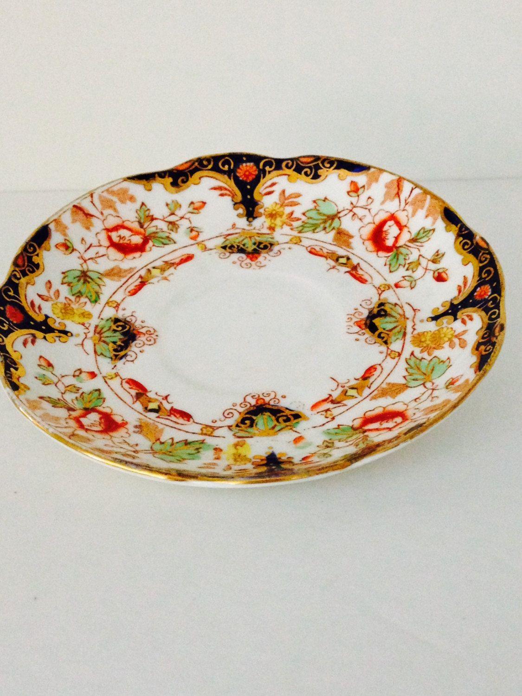 Duchess China Saucer (8.00 USD) by vintagebygramma