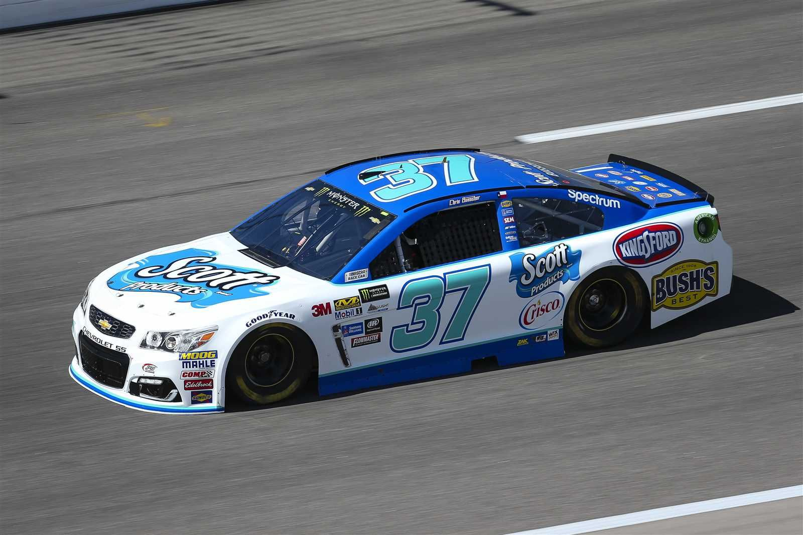 Go Bowling 400 Kansas May 13 2017 Chris Buescher Will Start 20th In The No 37 Jtg Daugherty Racing Chevrolet Crew Chief T Owens Spotter David