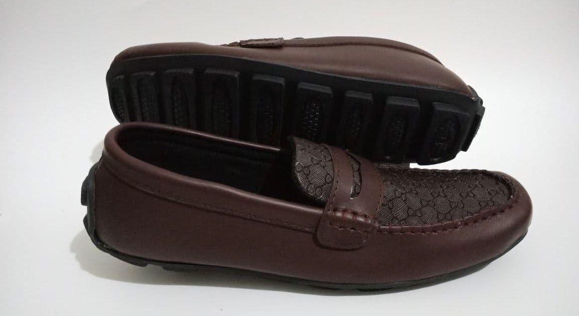 Penawaran Kickers Slip On Batik Sepatu Casual Slip On Pria