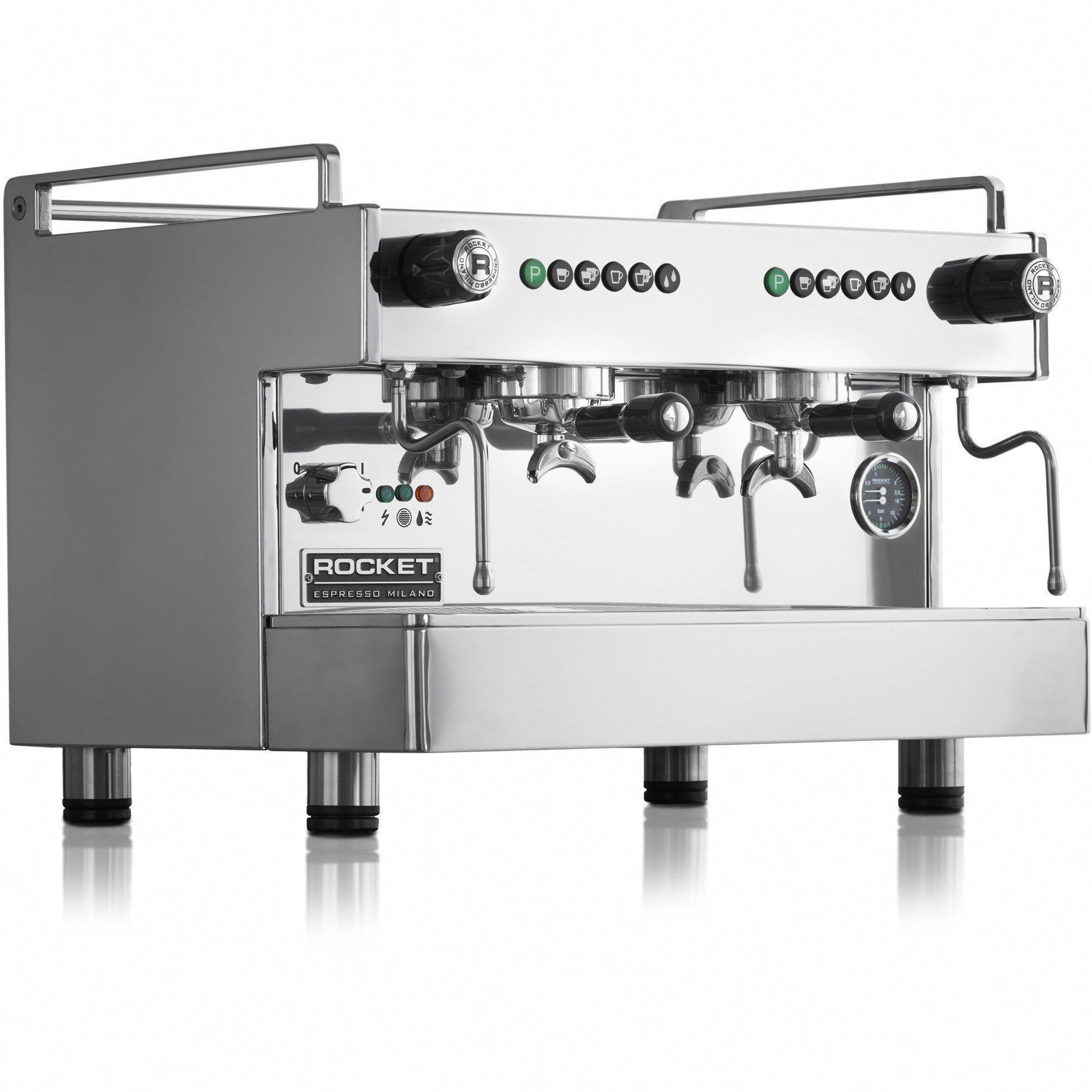 Rocket Espresso Boxer Alto Commercial Espresso Machine 2