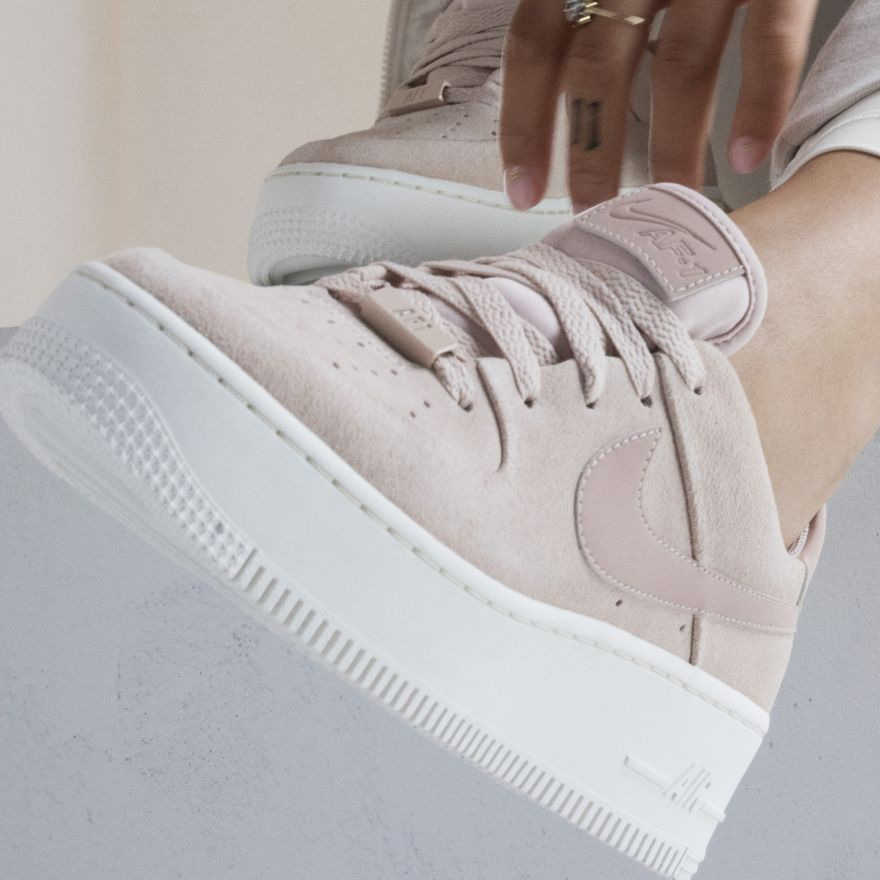 nike air force 1 sage low donna bianche