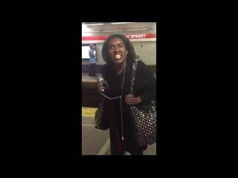 African lady rants on Black Americans