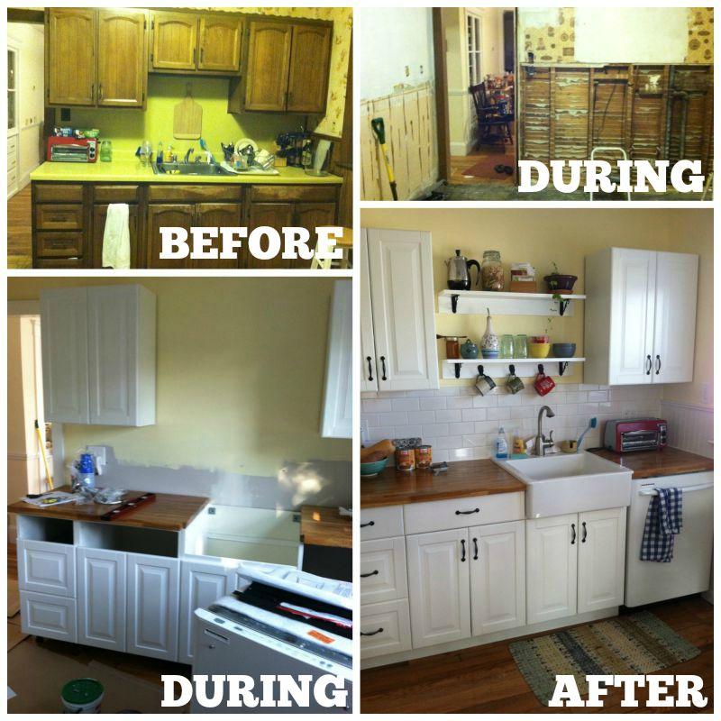 DIY kitchen IKEA vs. Home Depot Home depot
