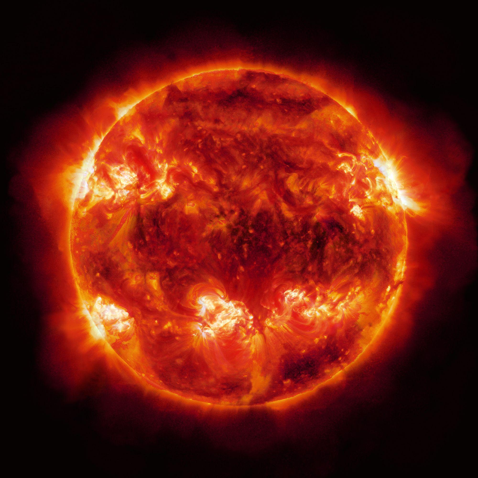 The Real Sun Astronomia Sea Wallpaper Creacion De Dios