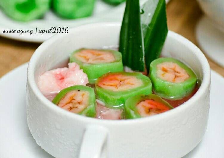 Resep Es Pisang Ijo Oleh Susi Agung Resep Resep Masakan Indonesia Cemilan Resep