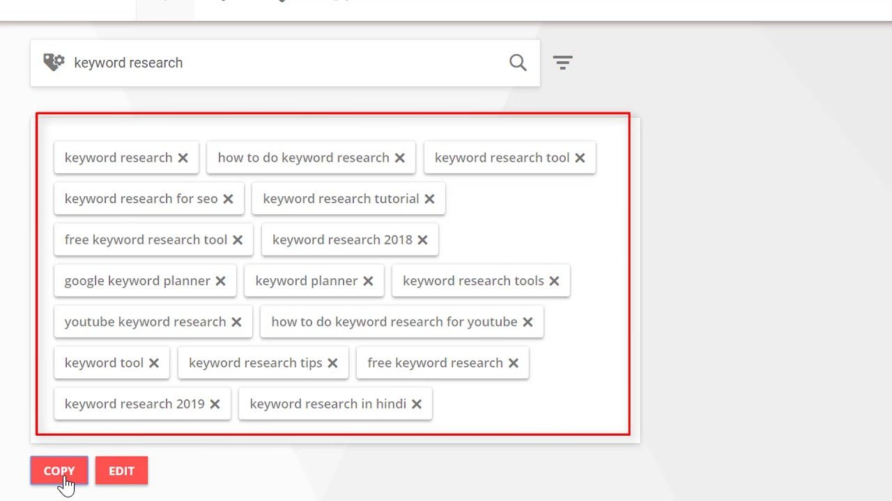 Keyword Planner How To Make Keyword Research With Google Keyword Tool Keyword Planner