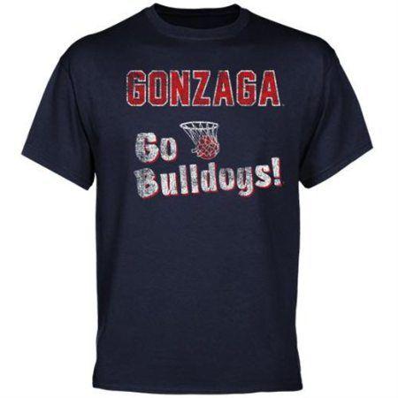 NCAA Gonzaga Bulldogs T-Shirt V1