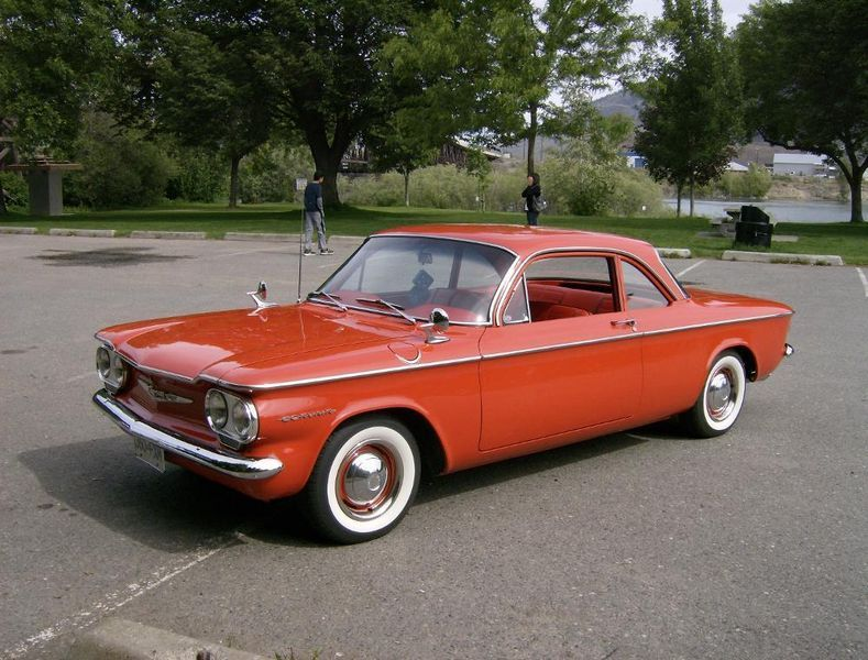 1960 Chevrolet Corvair Coupe Chevrolet Corvair Classic Cars