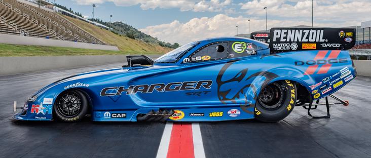 Matt Hagan To Debut 2020 Dodge Charger Srt Hellcat Widebody Funny