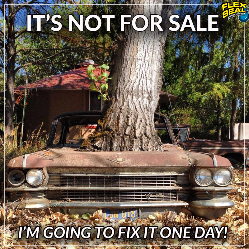 New Year, new goals. Make one of them to fix up that old beater ...