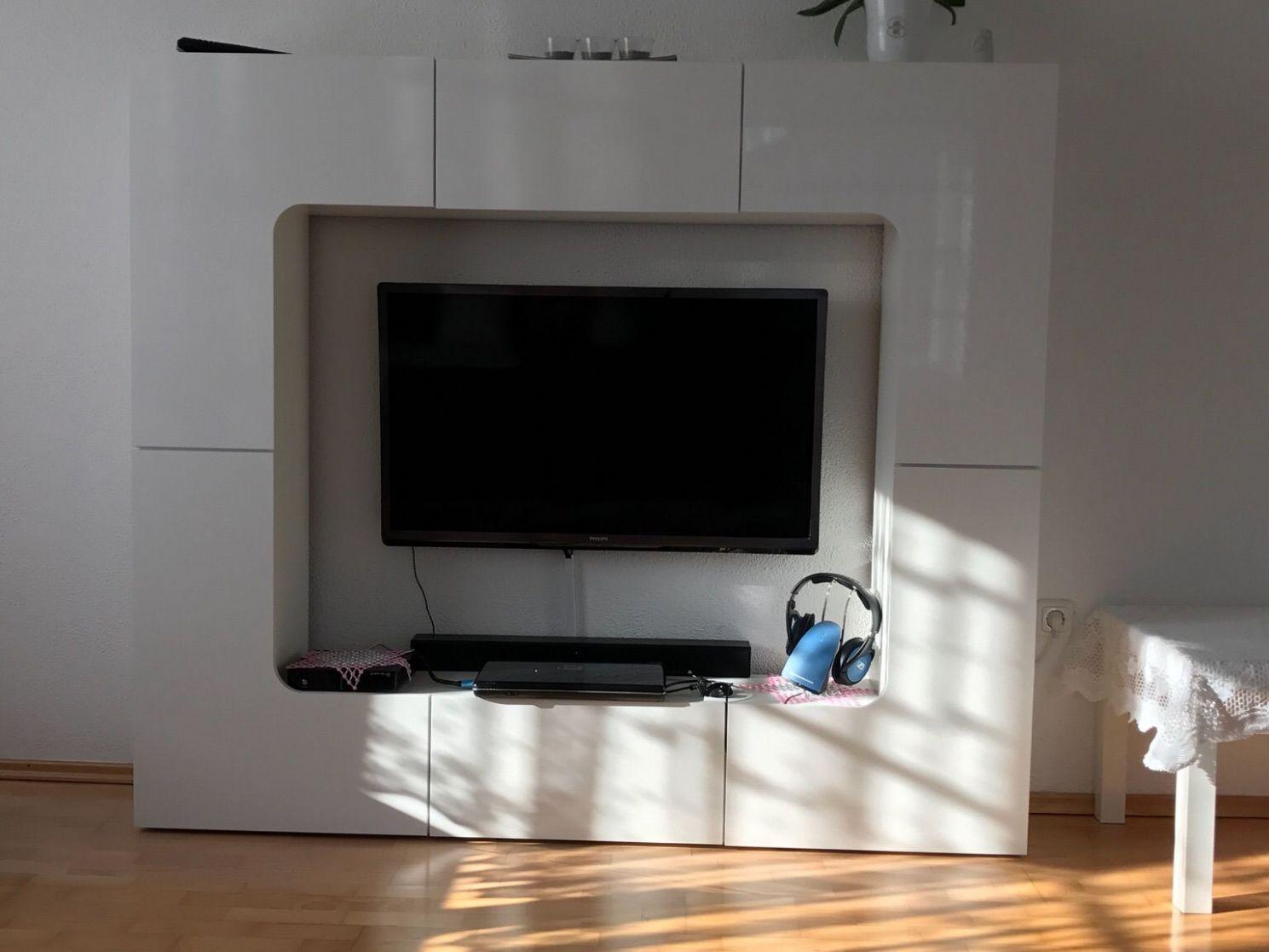 7 Wohnzimmerschrank Quadratisch di 7